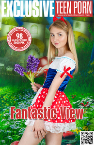 Exclusive Teen Porn - Nimfa - Fantastic View